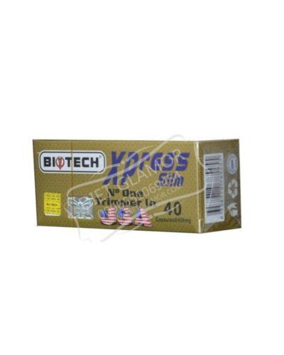 كبسولات اكسبريس سليم للتخسيس biotech xpress slim