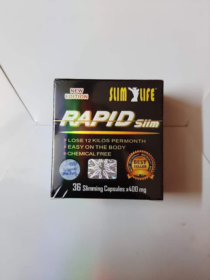 كبسولات رابيد سليم للتخسيس RAPID SLIM