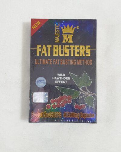 كبسولات فات باسترز للتخسيس Fat Busters