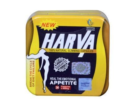 كبسولات نيو هارفا الصفيح للتخسيس NEW HARVA